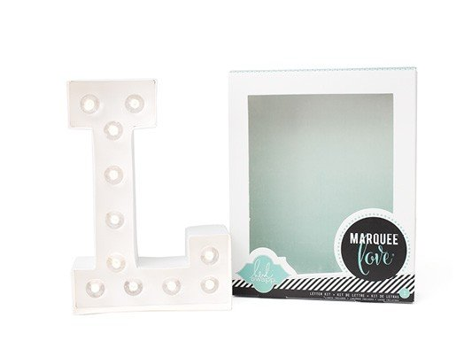 Marquee Letters - HS - L