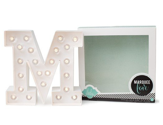 Marquee Letters - HS - M