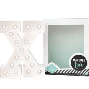 Marquee Letters - HS - X