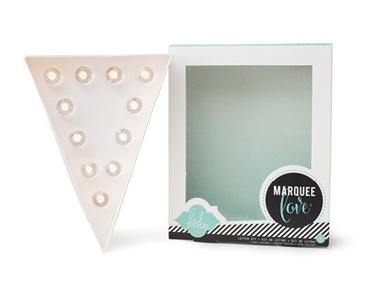 Marquee Letters - HS - Banner