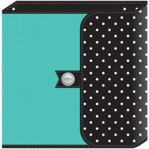 Project Life - 6 x 8 Planner - Album With Magnetic Clasp and Interior Pockets