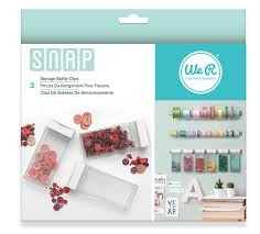 Bottle Clips - We R - Snap Storage - Bottles (3 Piece)