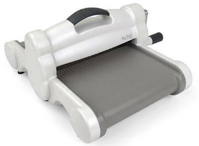 Sizzix Big Shot Plus Machine Only (White & Gray)(US Version)