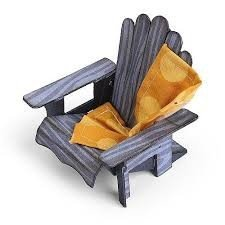 Sizzix ScoreBoards XL Die - Chair, 3-D Adirondack by Eileen Hull