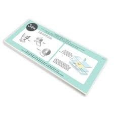Sizzix Accessory - Extended Magnetic Platform for Wafer-Thin Dies