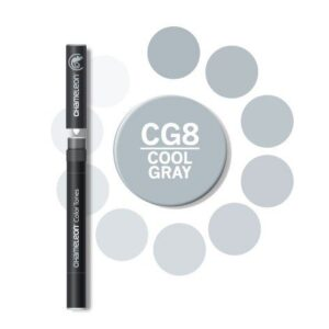 Chameleon Pen - Cool Grey CG8