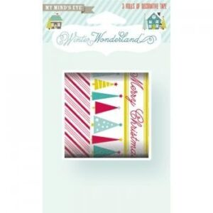 Winter Wonderland: Decorative Tape