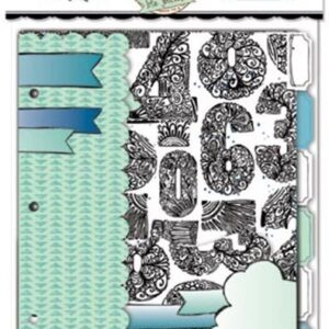 Misc Me Zip-a-dee-doodle Journal Dividers