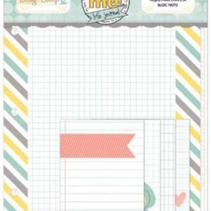 Misc Me Baby Bump Notepaper