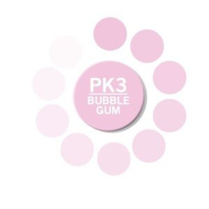 Chameleon Pen - Bubble Gum PK3