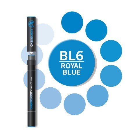 Chameleon Pen - Royal Blue BL6