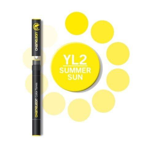 Chameleon Pen - Summer Sun YL2
