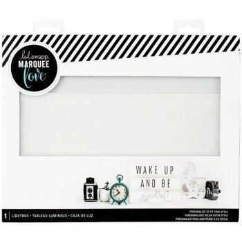 LightBox - HS - White