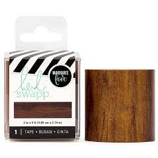 Tape - HS - LightBox - Woodgrain - 2 (3 Yards)