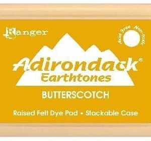 Adirondack Dye Ink Pads Earthtones - Butterscotch