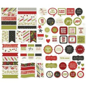 A2 Card Layers - DIY Christmas