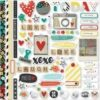Fundamentals Cardstock Stickers - Life In Color