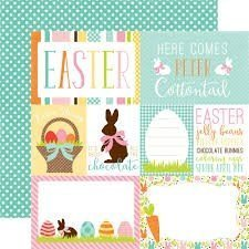 Papel para scrapbooking Echo Park Journaling Cards