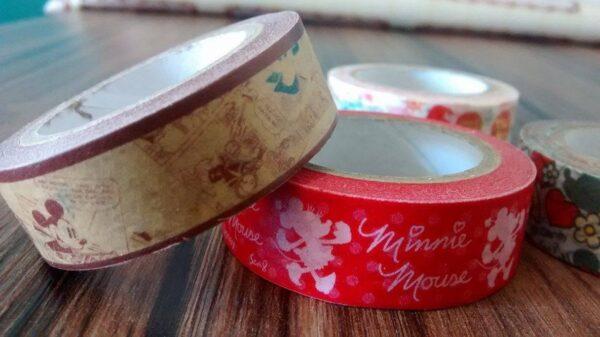 Tape Disney Mickey Vintage