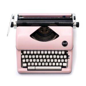 Typewriter - WR - Typecast - Pink