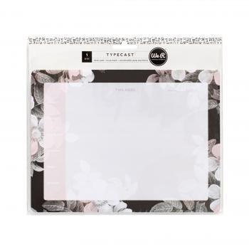 Notepads - WR - Typecast - Desktop - Flowers - 52 Sheets