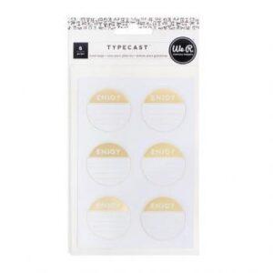 Treat Bags - WR - Typecast - Glassine (6 Piece)