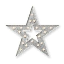 Marquee Symbols - HS - Size 14 Inch - Star