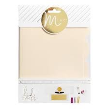 Journal - HS - MINC - Journal Insert - Tabs (4 Piece)