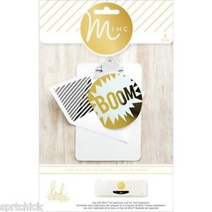 Cards & Tags - HS - M*INC - Card Set - Boom