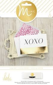Cards & Tags - HS - M*INC - Card Set - XOXO