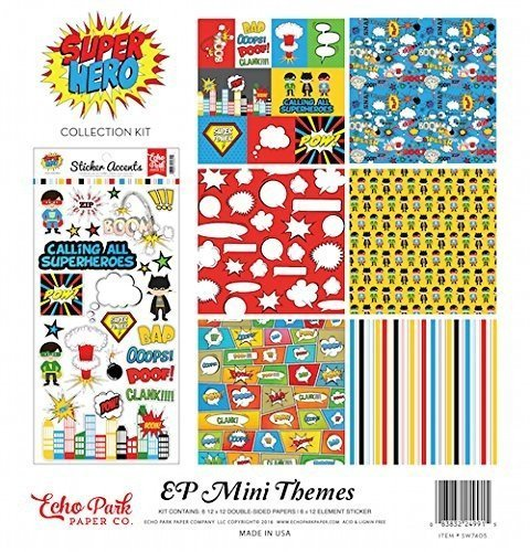 Collection Kit - Superhero