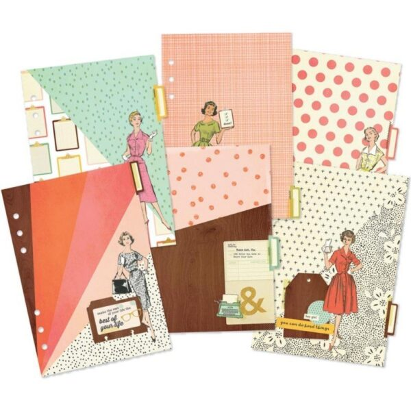 The Reset Girl Dividers