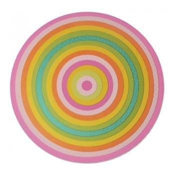 Sizzix Framelits Plus Die Set 15PK - Circles