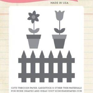Die Medium - Spring Fenceline