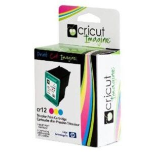 TRI- COLOR INK PRINT CARTRIGE