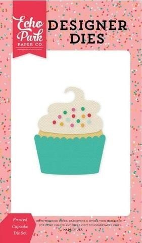 Die Set - Frosted Cupcake - P