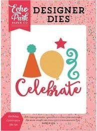 Die Set - Birthday Celebration - P