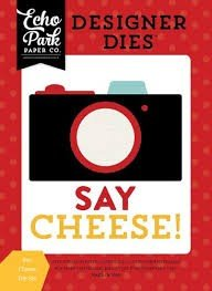Die Set - Say Cheese - P