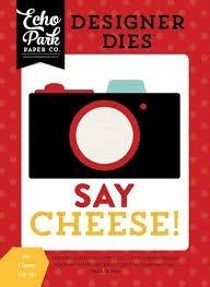 Die Set - Say Cheese - P