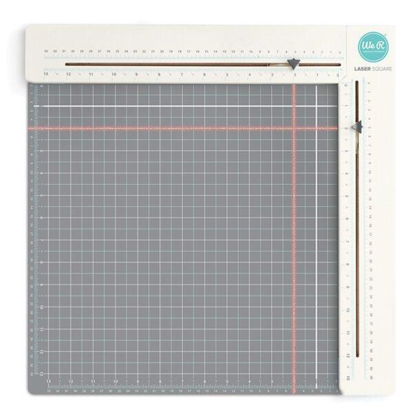 Tool - WR - Laser Square & Mat