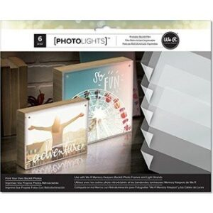 Accessories - WR - Photo Lights - Backlit Film Paper - P