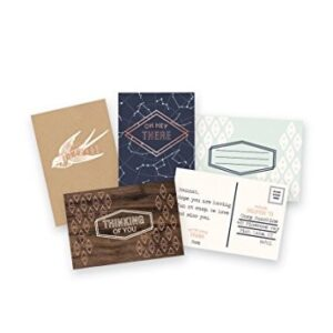 Card & Envelope Set - WR - Typecast - Mint