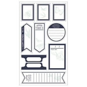 Labels - WR - Typecast - Large - Mint