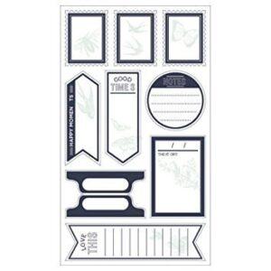 Labels - WR - Typecast - Large - Mint