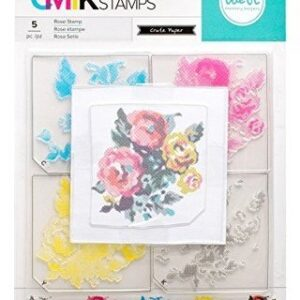 Stamp Kit - WR - CMYK - Rose