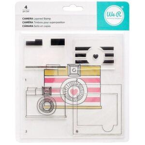 Stamp Set - WR - Layered Stamp - Camera