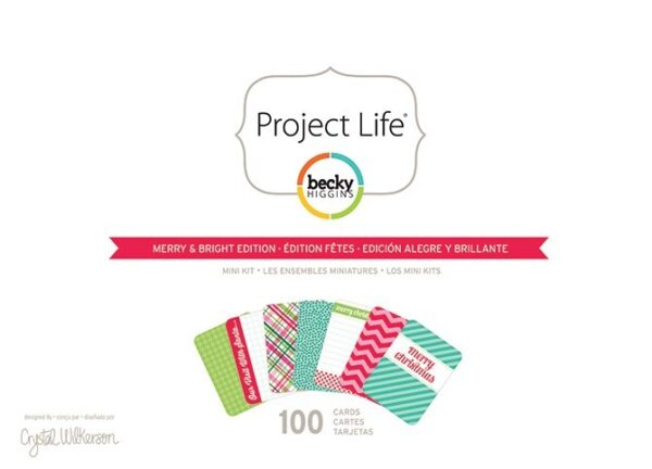 Project Live: Mini Kit - Merry & Bright (Available October 1st) - P
