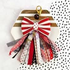My Prima Planner Tassel - Pretty In Rouge