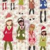 JN Planner Stickers-December