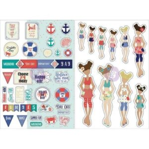JN Planner Stickers-July